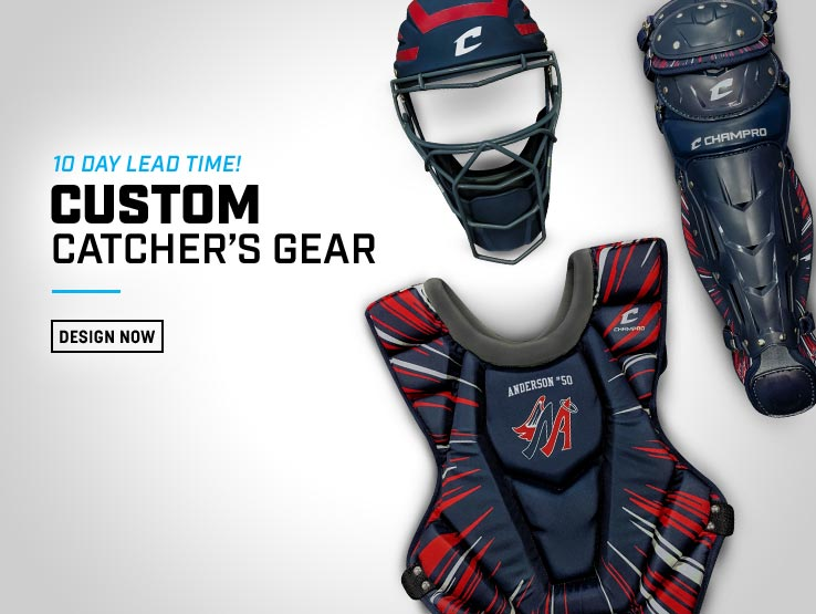 b7a32ab8a 16  Custom Catcher s Gear